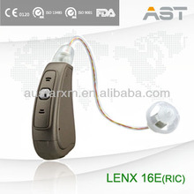 Lenx 16E Ear hook hearing aids prices in india for hearing impaired