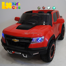 Off-road Big SUV openable Red Baby battery powered Ride On white Kids Car
