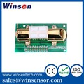 MH Z14 Winsen brand dual channel ndir co2 sensor for co2 regulator