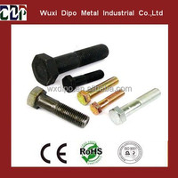 Near Shanghai Wuxi supplier Hex Head Bolt Manufacturers