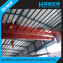 Stable Performance Heavy Duty Travelling Overhead Crane Ril 50t Price