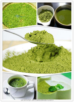 pure instant green tea powder from hangzhou