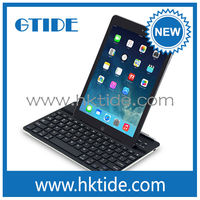 Gtide KB658 ultra-thin mini mechanical wireless gaming tablet bluetooth keyboard with stand for iPad air
