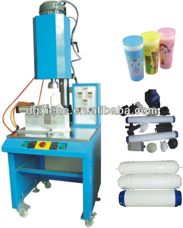 Unlocated Plastic Rotary Melting Machine