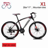 27.5er carbon steel MTB 27 speeds road sport mountain bike aluminum bicycle carbon bike