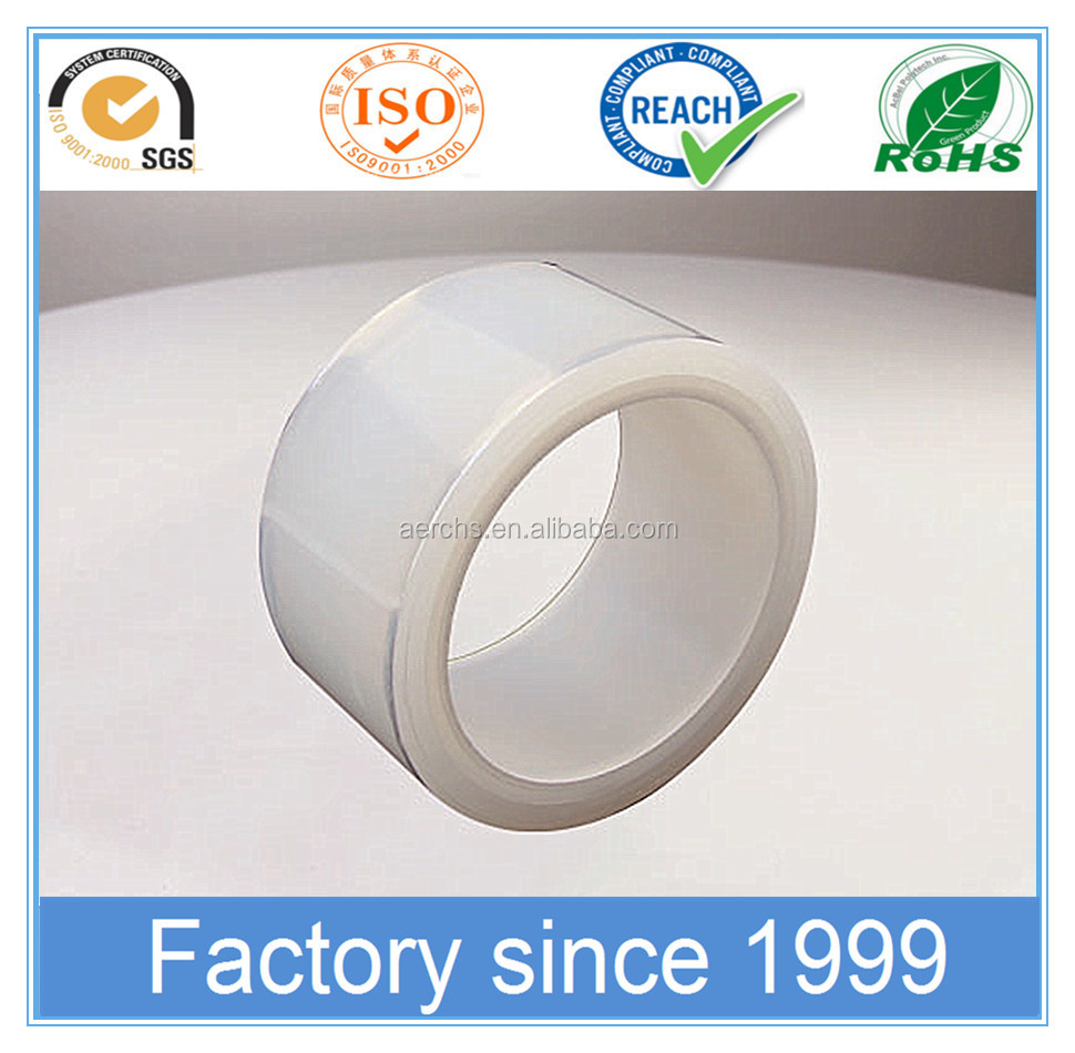 0.08mm thickness PE Protective Film for Glass screen