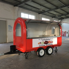 FR300B Yiying factory made brand new bakery bike mobile cafe cart