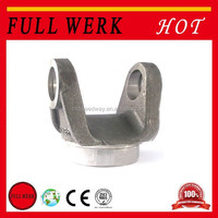 High precision China automotive forged spicer weld yoke, cardan drive shaft