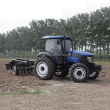 1BZ-2.5 80HP Tractor trailed 24 discs Heavy-duty Hydraulic Disc Harrow for sale