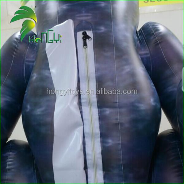 inflatable dinosaur suit (9)