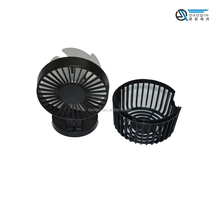 Guangdong professional good quality plastic Mini Electric Fan accessory turbine blade precision Injection Mould manufacture