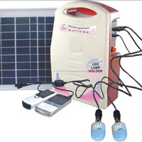 10 W Solar Home Lighting Kits