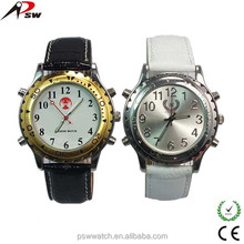 Talking watch for blind,fashion vogue watch,new couple talking watches