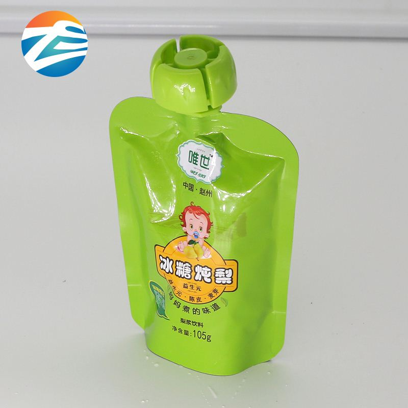 Suitable prices complete juice liquid pouch packing