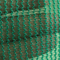 hdpe agricultural shade net Warp knitted green sun shade net