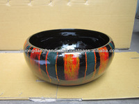 Lacquer traditional bowl