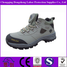 hot sale sporty waterproof safety work shoes / hiking boots