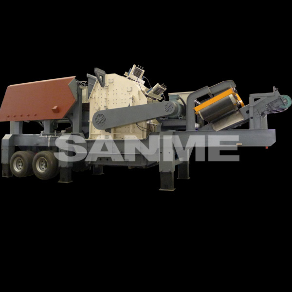 pp-series trio impact crusher