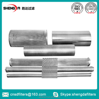 wedge wire johnson screen pipe manufacturer/supplier/vendor