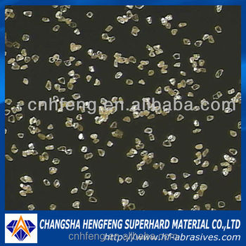 High quality RVD yellow and green diamond mesh material synthetic diamond powder for grinding wheel