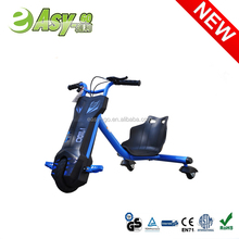 Easy-go hot selling 100W/12V mini adult off-road electric trike scooter motorized for kids with CE certification