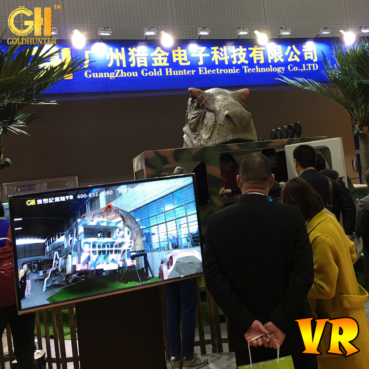 Professional Manufacturer Virtual Reality Amusent ParkTheme Parkour Amusement Playground Equipment