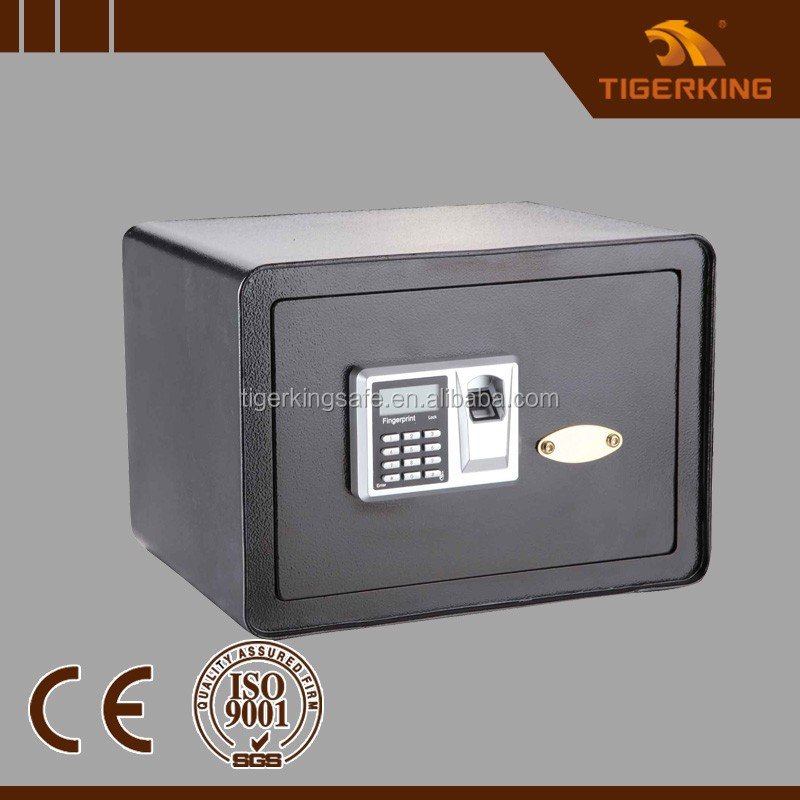 motor drive digital fingerprint safety box