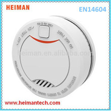 2015 New pop Cheap smoke detector in alarm CE approved LPCB approved siemens detector smoke