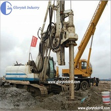 YTR220B Rotary building foundation drilling equipment