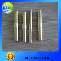 Tuopu manufacture brass flexible hose connector washing machine hose connector