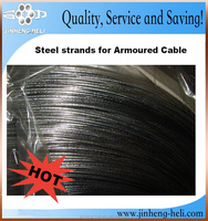 Extra high strength 7/2.12mm stay strand