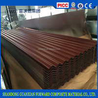 Roofing sheet/zinc color coated corrugated metal roofing tiles