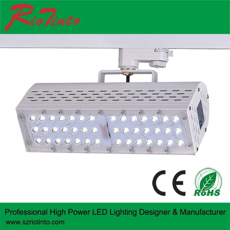 American market most popular led track light Applying In Booth Fair And Exhibition