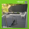 China manufacturer Wood Plastic Composite Panels supplier stair flooring stair decking wood