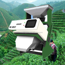 Black tea color sorting machine with CCD SENSOR, SMC EJECTOR/VALVE