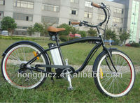 2013 new style 250W lipo battery green power e-bike made in china