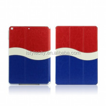 For ipad case 2 3 4 Luxury Textured Leather Stand Cover