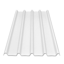 3-layer Upvc Corrugated Roof Tile (wave Type) plastic flat sheet roof