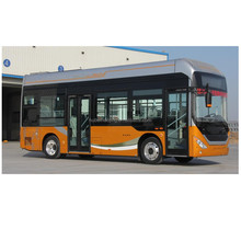 Pure Electric Bus 9m School Bus New Energy City Bus