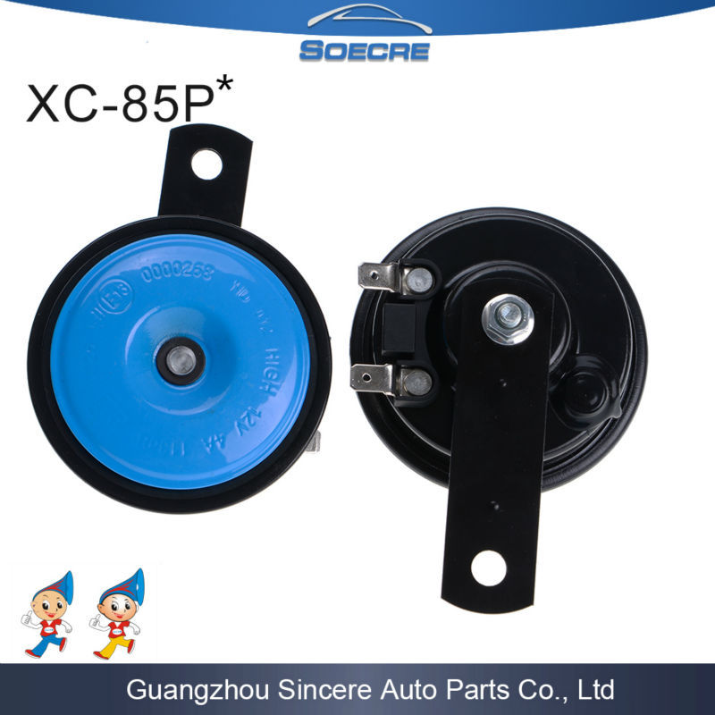 Small Size Disc Horn Accessories For Toyota Hilux Vigo For Japanese Series Car