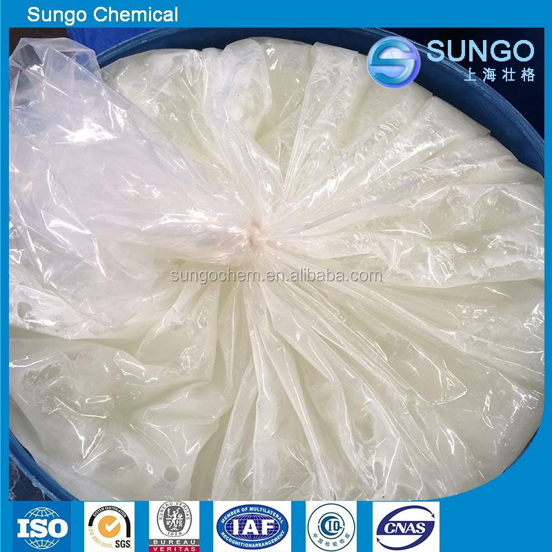 SLES 70% Sodium Lauryl Ether Sulfate as Surfactant in Detergent Raw Material