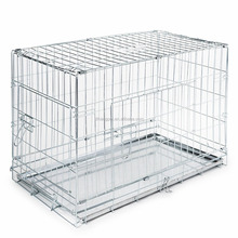 Wholesale Metal Welded Wire Dog Cage Kennel