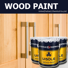 Foshan factory clear NC varnish for wood door, NC wood paint