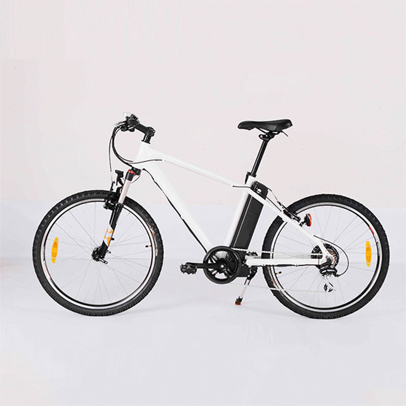 Fat Tire Mountain Electrical Solar Power Bicycle