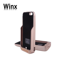 Latest for iPhone 5 5s 5c battery Charger Case 4200mah external batteries for iphone case