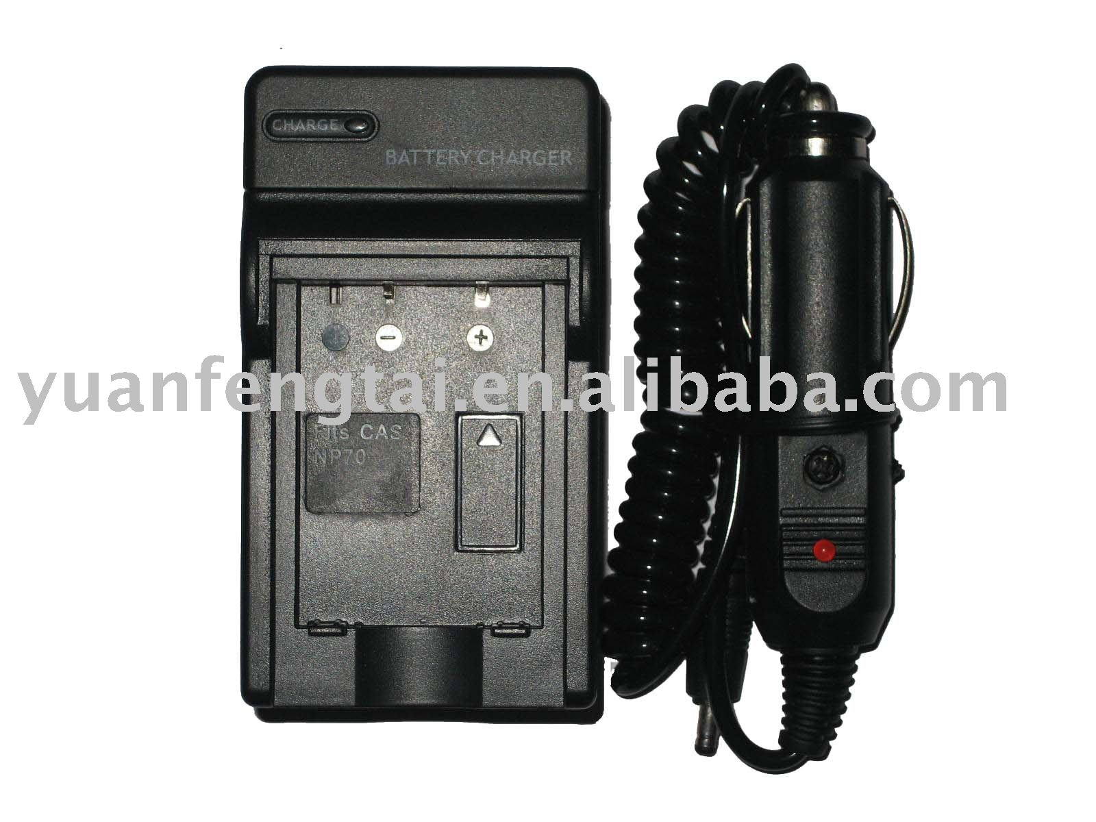 CNP-70 camera charger digital camera battery charger for Casio CNP-70