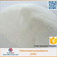 Chlorinated Polyethylene CPE For PVC Impact