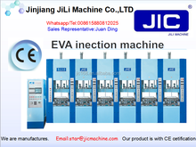 JIC9208 double color EVA sole / shoe Injection molding machine