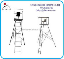 DST033 foldable hunting tree stand,hunting ladder treestand