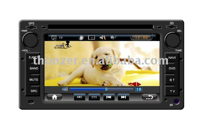 FORD CROWN VICTORIA Car DVD with GPS( Private Mold) ( TZ-DG600 )